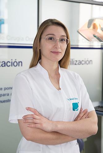 Dra Isabel María Gomes Souto